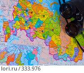 Купить «Карта России», эксклюзивное фото № 333976, снято 24 июня 2008 г. (c) Ирина Солошенко / Фотобанк Лори