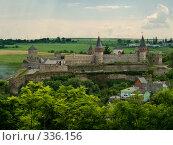 Замок. Каменец-Подольский/Украина., фото № 336156, снято 9 июня 2008 г. (c) Liseykina / Фотобанк Лори