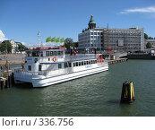 Корабль на набережной (2008 год). Редакционное фото, фотограф Софья Краевская / Фотобанк Лори