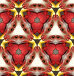 Калейдоскоп - голова курицы, фото № 337360, снято 24 января 2017 г. (c) Ларина Татьяна / Фотобанк Лори