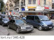 Купить «Ялта улица», эксклюзивное фото № 340428, снято 24 апреля 2008 г. (c) Дмитрий Неумоин / Фотобанк Лори