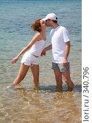 Купить «Поцелуй», фото № 340796, снято 14 мая 2007 г. (c) Losevsky Pavel / Фотобанк Лори