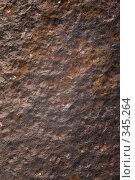 Купить «Ржавая металлическая поверхность», фото № 345264, снято 3 июля 2008 г. (c) Werin / Фотобанк Лори