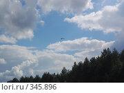Купить «Облака», фото № 345896, снято 29 июня 2008 г. (c) Алексей Желтов / Фотобанк Лори
