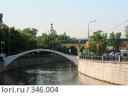 Таможенный мост и Андроников виадук (2008 год). Редакционное фото, фотограф Петр Бюнау / Фотобанк Лори