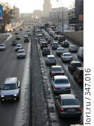 Купить «Московский трафик», фото № 347016, снято 10 марта 2006 г. (c) Юлия Бочкарева / Фотобанк Лори
