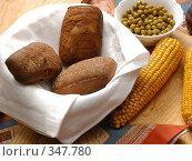 Купить «Хлеб», фото № 347780, снято 21 октября 2004 г. (c) Лямзин Дмитрий / Фотобанк Лори