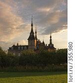 Купить «Замок в Перке (Бельгия) - Kasteel van Perk», фото № 355980, снято 5 июля 2008 г. (c) Михаил Лавренов / Фотобанк Лори