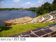Купить «Долгопрудный Котовский залив», фото № 357928, снято 14 июля 2008 г. (c) Окунев Александр Владимирович / Фотобанк Лори