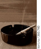Купить «Вредная привычка», иллюстрация № 360740 (c) Эдуард Кольга / Фотобанк Лори