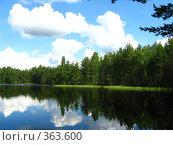 Купить «Озеро», фото № 363600, снято 19 июля 2008 г. (c) Татьяна Высоцких / Фотобанк Лори