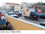 Купить «Москва центр», эксклюзивное фото № 364416, снято 17 июня 2008 г. (c) Дмитрий Неумоин / Фотобанк Лори