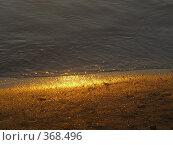 Купить «Нереальное золото», фото № 368496, снято 4 августа 2007 г. (c) Ирина Кочергина / Фотобанк Лори