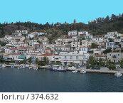 Купить «Греческое побережье», фото № 374632, снято 8 мая 2008 г. (c) Молчанова Юлия / Фотобанк Лори