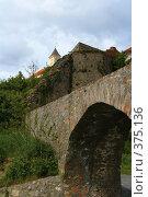 Купить «Стены замка в Мукачево», фото № 375136, снято 4 мая 2008 г. (c) Андрей Рыбачук / Фотобанк Лори