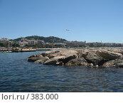 Остров в Средиземном море (2007 год). Стоковое фото, фотограф Алла Кригер / Фотобанк Лори