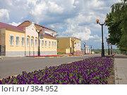 Улицы Тамбова (2008 год). Стоковое фото, фотограф Валерий Ситников / Фотобанк Лори
