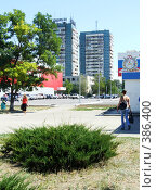 Купить «Волгодонск. Центр», фото № 386400, снято 31 июля 2008 г. (c) Александр Тихонов / Фотобанк Лори