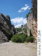 Купить «Никита, скалы, Крым», фото № 387264, снято 31 июля 2008 г. (c) Смыгина Татьяна / Фотобанк Лори