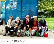 Купить «Светские хроники», фото № 390160, снято 28 мая 2018 г. (c) natalya ryzhko / Фотобанк Лори