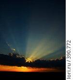 Купить «Закат», фото № 390772, снято 26 июля 2006 г. (c) Андрей Армягов / Фотобанк Лори