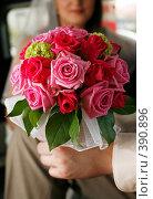 Купить «Букет невесты», фото № 390896, снято 1 августа 2008 г. (c) Морозова Татьяна / Фотобанк Лори