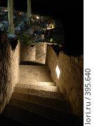 Купить «Старинная лестница», фото № 395640, снято 5 августа 2008 г. (c) Антон Голубков / Фотобанк Лори