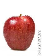 Купить «Красное яблоко», фото № 397372, снято 18 июня 2008 г. (c) Валерия Потапова / Фотобанк Лори
