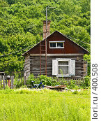 Купить «Домишко», фото № 400508, снято 27 июля 2008 г. (c) Галина Щеглова / Фотобанк Лори