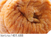 Купить «Инжир. Сухофрукты. Макро.», фото № 401688, снято 22 января 2019 г. (c) Sergey Toronto / Фотобанк Лори