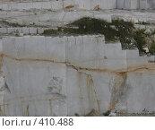 Купить «Склон Коелгинского мраморного карьера», фото № 410488, снято 27 июля 2008 г. (c) Алексей Стоянов / Фотобанк Лори