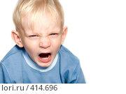 Купить «Зевающий мальчик», фото № 414696, снято 13 ноября 2007 г. (c) Ольга Сапегина / Фотобанк Лори