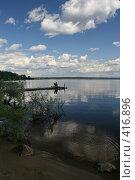 """Купить «Озеро """"Селигер"""" (о. Волго)», фото № 416896, снято 27 июля 2008 г. (c) Александр Секретарев / Фотобанк Лори"""
