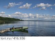 """Купить «Озеро """"Селигер"""" (о. Волго)», фото № 416936, снято 27 июля 2008 г. (c) Александр Секретарев / Фотобанк Лори"""
