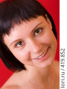Купить «Портрет девушки», фото № 419852, снято 29 мая 2008 г. (c) Argument / Фотобанк Лори