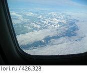 Облака, вид сверху. Стоковое фото, фотограф Сергей Карцов / Фотобанк Лори