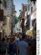 """Купить «""""Арбат"""" города Пореч, Хорватия», фото № 428576, снято 19 августа 2008 г. (c) Pukhov K / Фотобанк Лори"""