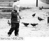 Купить «Ребенок», фото № 430276, снято 23 августа 2008 г. (c) Владимир Кузин / Фотобанк Лори