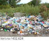Купить «Палитра свалки», эксклюзивное фото № 432624, снято 30 августа 2008 г. (c) Татьяна Юни / Фотобанк Лори