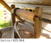 Купить «Деревянный колодец», фото № 435964, снято 5 августа 2008 г. (c) Морковкин Терентий / Фотобанк Лори