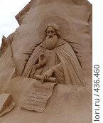 Купить «Песчаное творчество», фото № 436460, снято 1 сентября 2008 г. (c) Хорольская Екатерина / Фотобанк Лори