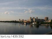 Купить «Левый берег Днепра», фото № 439592, снято 22 мая 2008 г. (c) Никончук Алексей / Фотобанк Лори