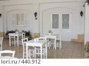 Купить «Греческая таверна», фото № 440912, снято 9 августа 2008 г. (c) Марина / Фотобанк Лори
