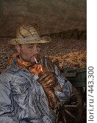 Купить «Пастух», фото № 443300, снято 18 февраля 2019 г. (c) Забалуев Игорь Анатолич / Фотобанк Лори