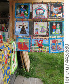 Купить «Лоскутная техника», фото № 443680, снято 3 августа 2008 г. (c) Морковкин Терентий / Фотобанк Лори