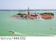 Купить «Один из островов Венеции», фото № 444032, снято 6 августа 2008 г. (c) chaoss / Фотобанк Лори