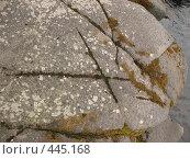 Купить «Крест изо мха на камнях. Валаам», фото № 445168, снято 6 августа 2008 г. (c) Заноза-Ру / Фотобанк Лори