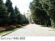 Купить «Храм в парке (Алма-Ата)», фото № 446868, снято 30 июля 2008 г. (c) Никончук Алексей / Фотобанк Лори