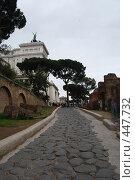 Купить «Все дороги ведут в Рим», фото № 447732, снято 21 февраля 2008 г. (c) Мария Левочкина / Фотобанк Лори