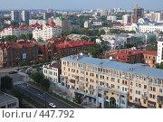 Купить «Над крышами Хабаровска», фото № 447792, снято 6 сентября 2008 г. (c) Петроченко Мария Петровна / Фотобанк Лори